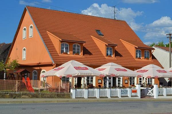 Penzion v Bítově na jižní Moravě