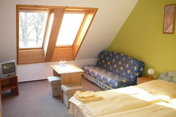 Ubytování jižní Morava - Penzion v Bítově - pokoj