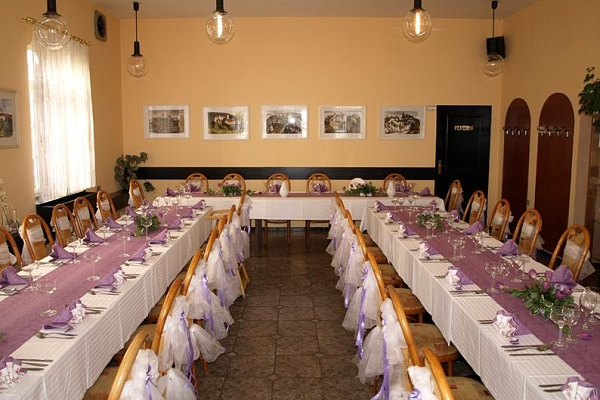 Ubytování jižní Morava - Penzion v Bítově - restaurace