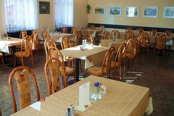 Penziony jižní Morava - Penzion v Bítově - restaurace